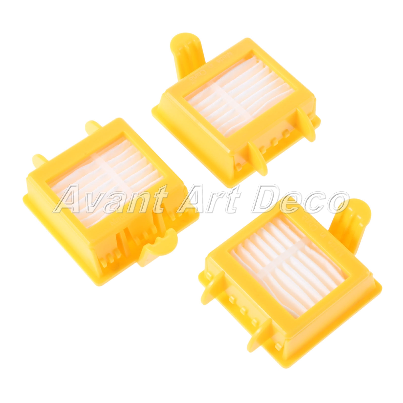 Vacuum Parts 3-Armed Side Brush Fit For iRobot Roomba 500 600 700 1//3//6//9//12pcs