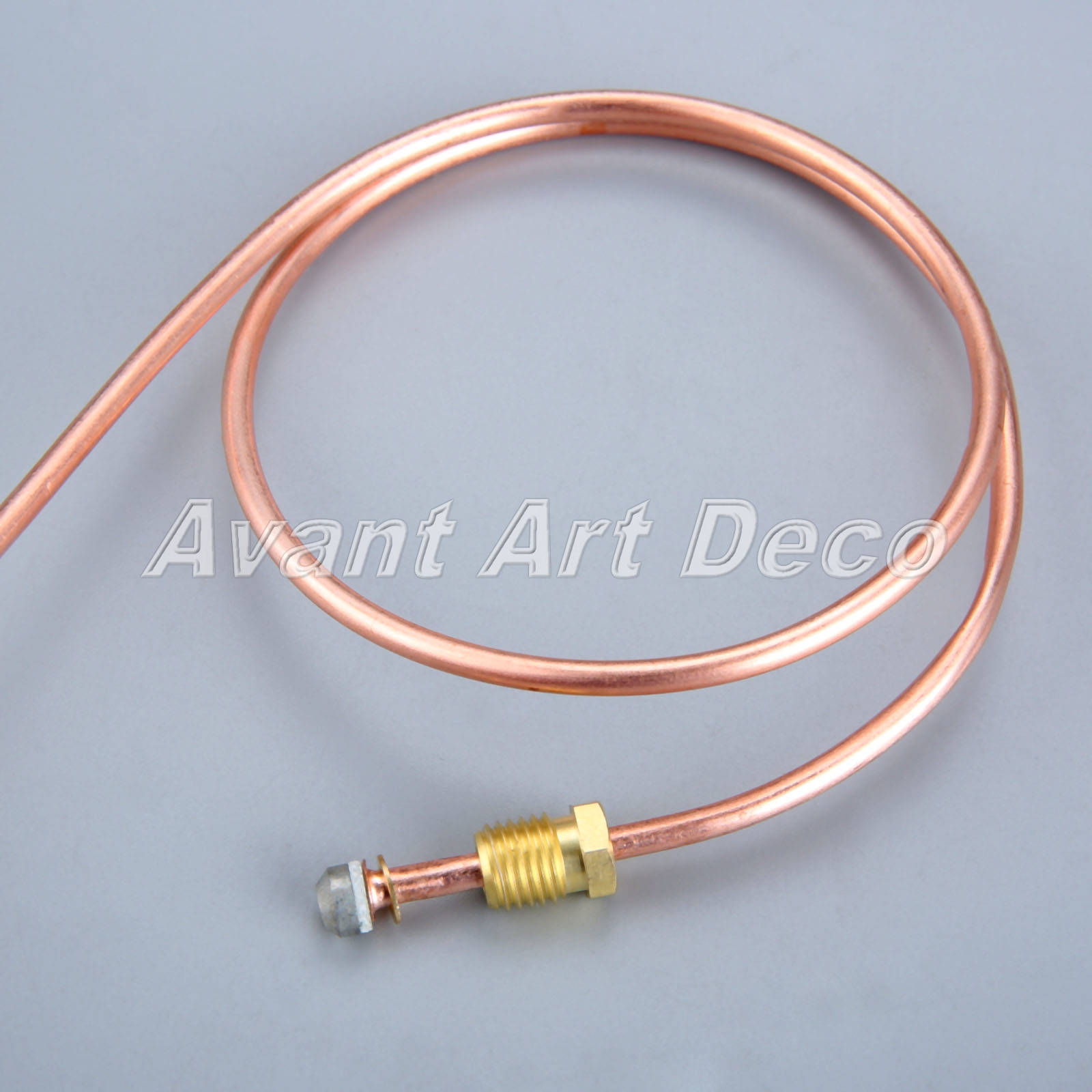 1x Gas Fire Pit Safety Valve W Thermocouple Heater Flame Failure Control Parts Ebay